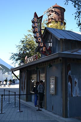 New Smokehouse at House of Blues Downtown Disney West Side