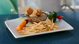New Kids' Meals at Ariel's Grotto at Disney California Adventure Park, Featuring Whozits & Whatzits Fries and Nuggets