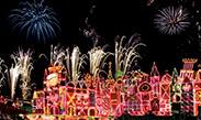 Disney Fireworks Around the World