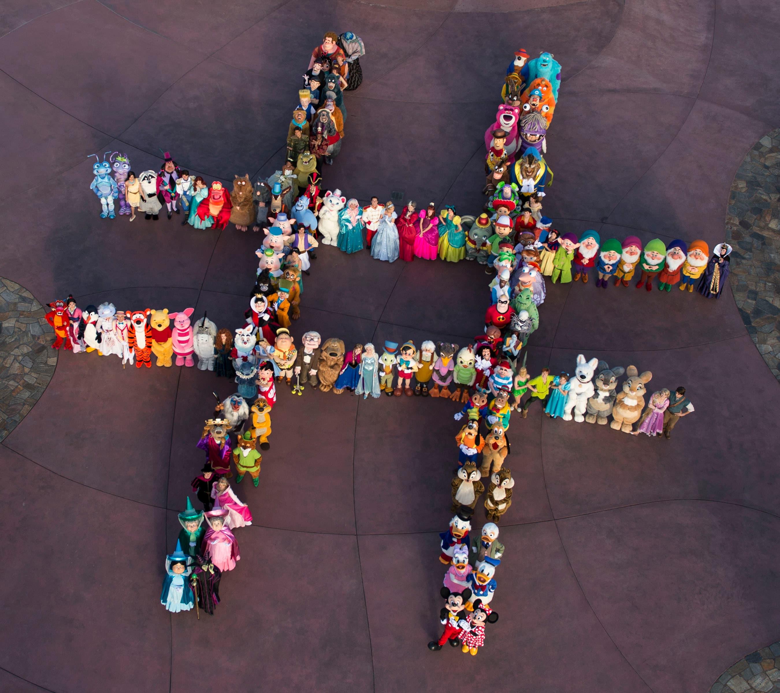 Ultimate Tweet Disney Side Characters Disney Parks Blog