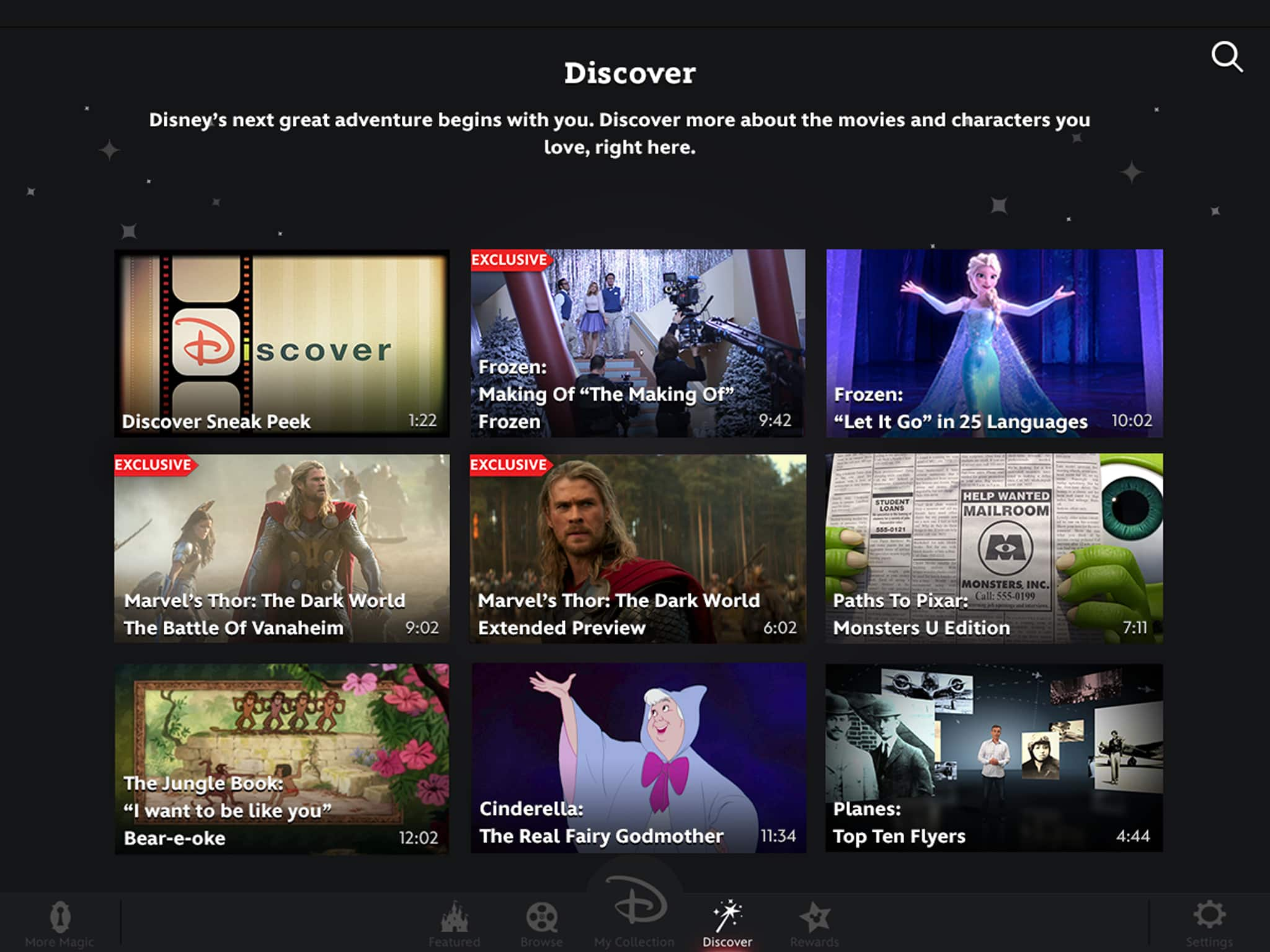 New Disney Movies Anywhere Service Launches Disney Parks Blog