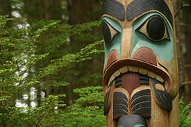 Sitka Culture, National Park & Raptor Center With Disney Cruise Line in Alaska