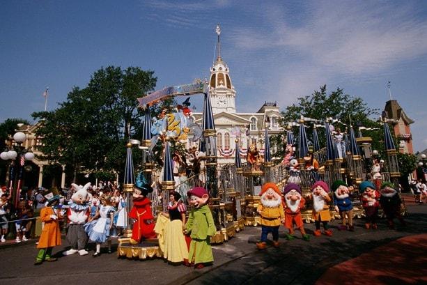 A Look Back at the 'Remember the Magic' Parade at Magic Kingdom Park