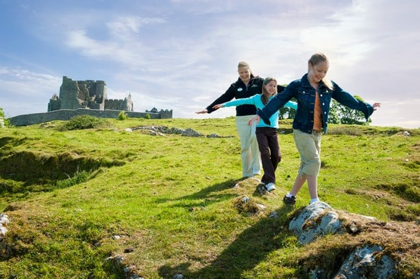 The Adventures by Disney Guided Tour of Ireland Includes a Visit to the Rock of Cashel