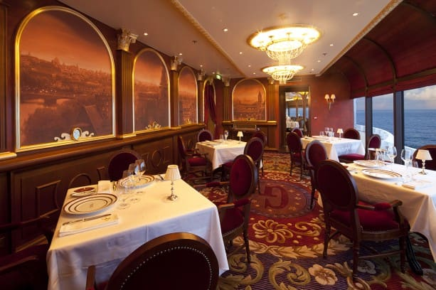 Disney Cruise Line's French-Inspried Restaurant, Remy