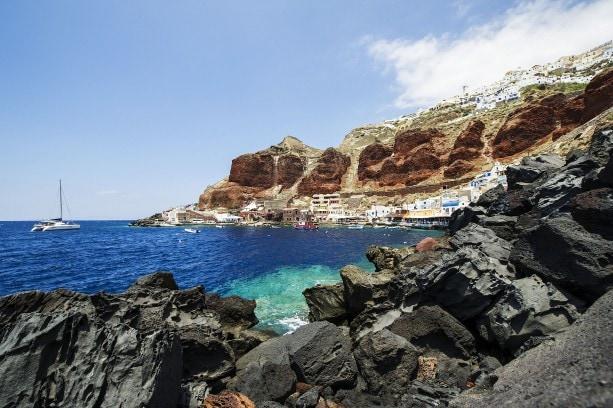 Volcano Port Adventure 1