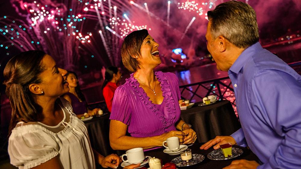 IllumiNations Sparkling Dessert Party Celebrates Sweet Tastes At Epcot