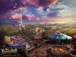'Finding Fantasyland' at Magic Kingdom Park Desktop Wallpaper