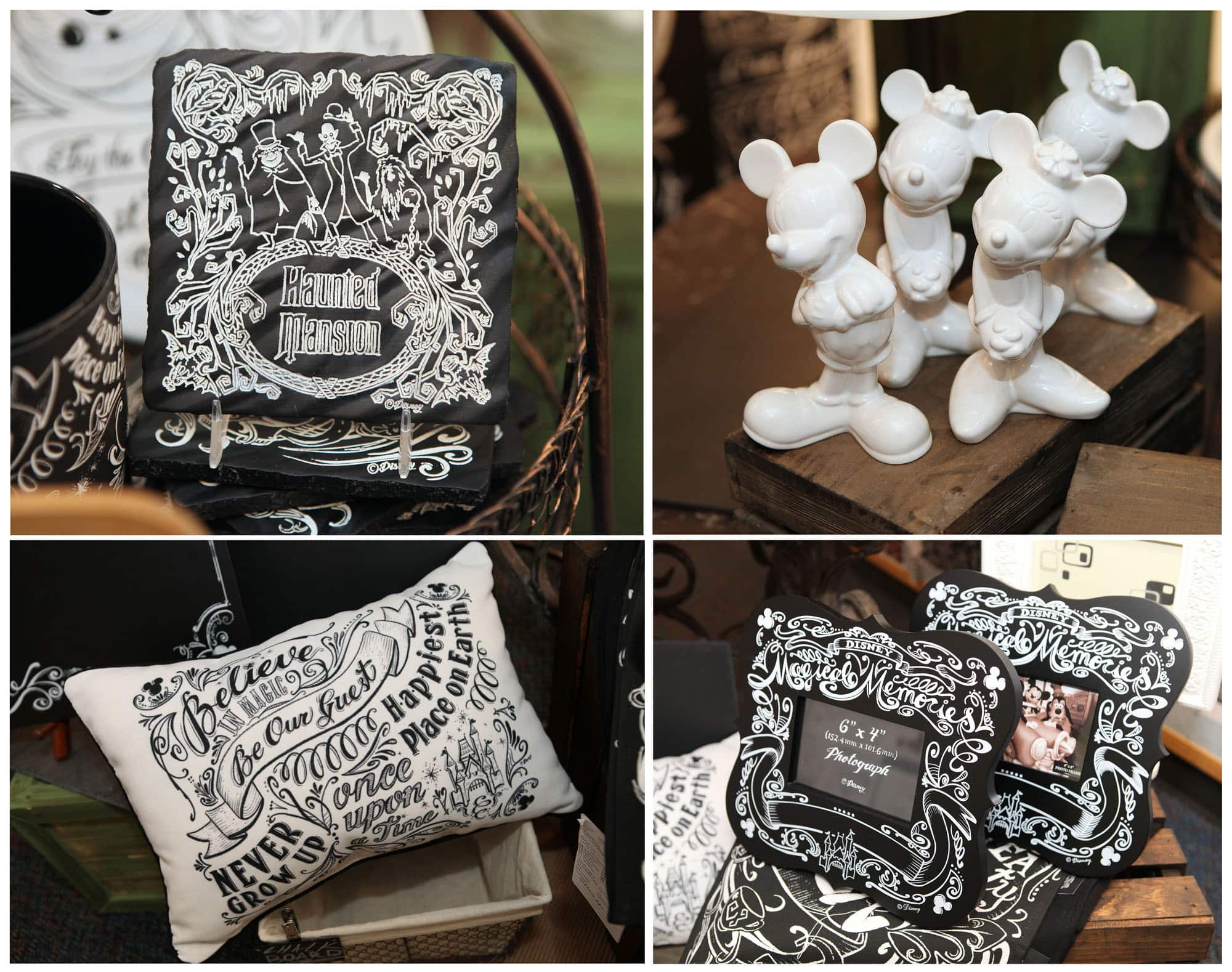 Chalkboard Art-Inspired Items Coming to Disney Centerpiece at Downtown Disney Marketplace in 2014