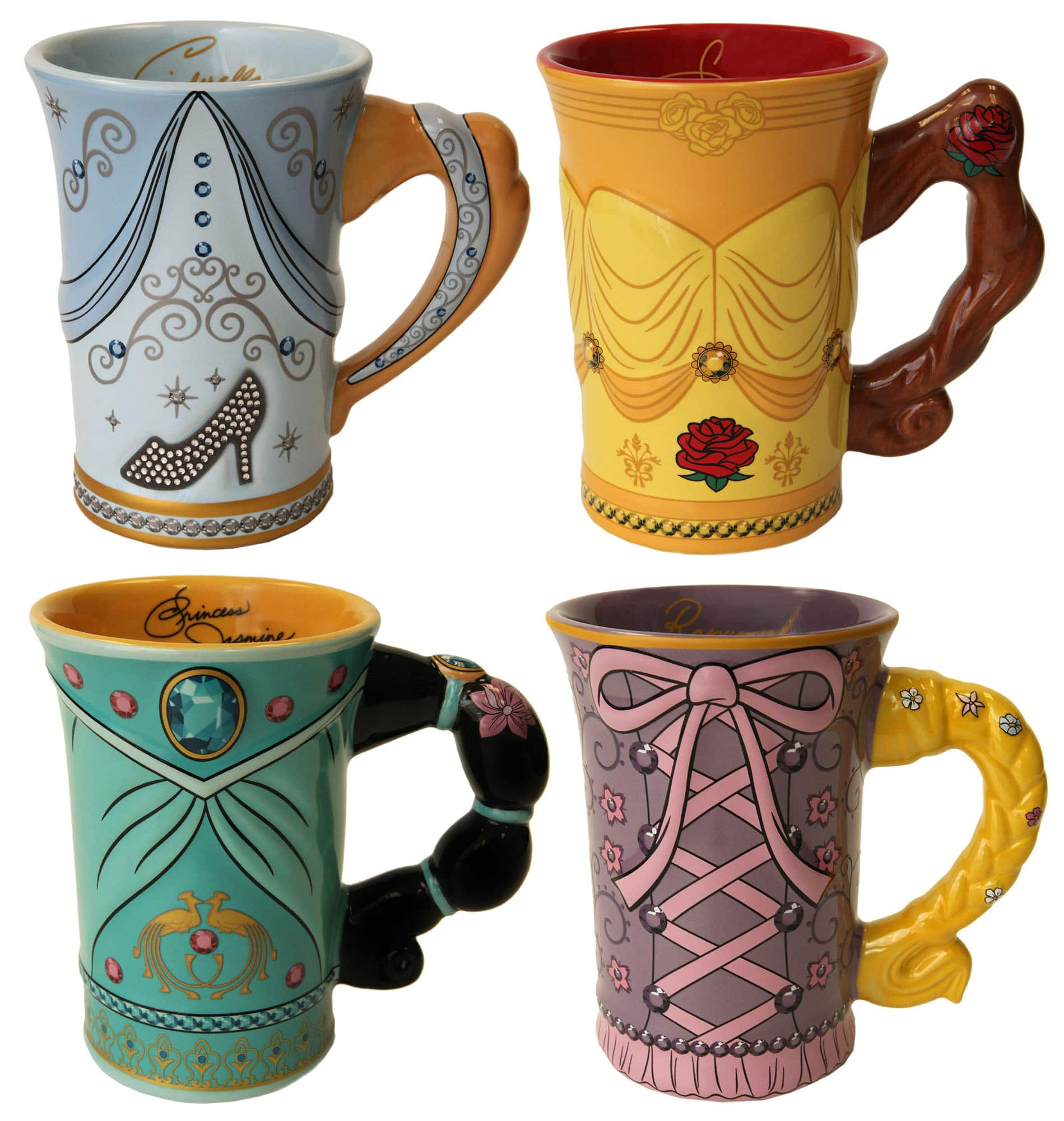 Show Off Your Morning Disney Side With New Mugs Coming To Disney Parks Disney Parks Blog