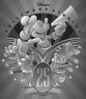 A Silver (Screen) Anniversary for Disney's Hollywood Studios on May 1