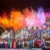 Disney Parks Celebrates 'it's a small world' Live On 'Good Morning America'