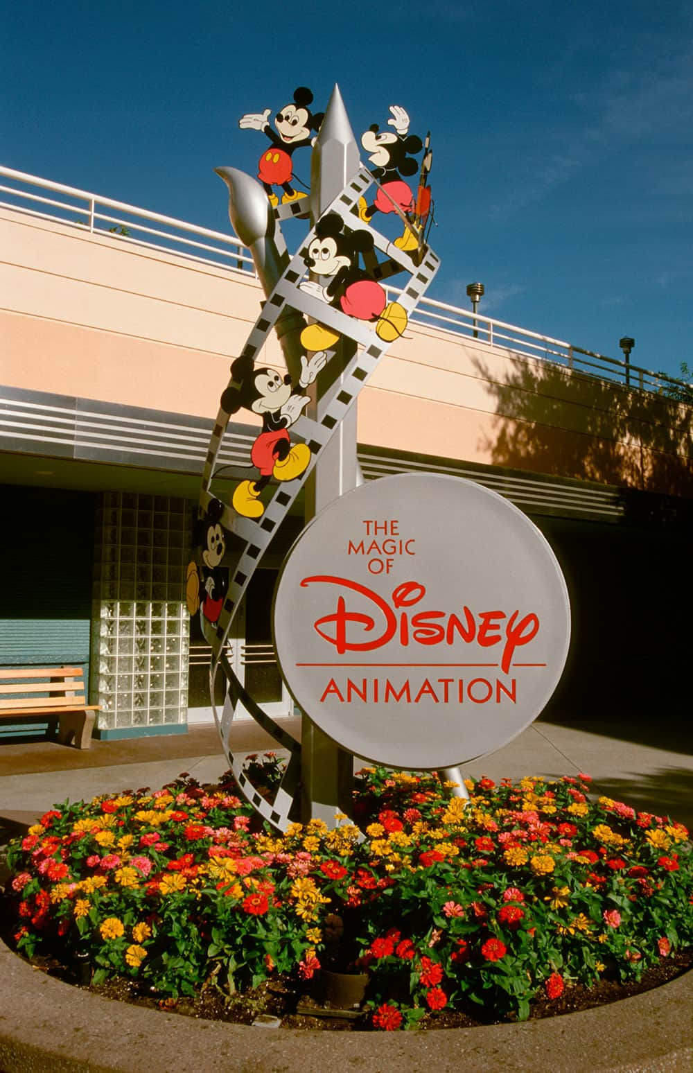 A Hollywood Classic The Magic Of Disney Animation Disney Parks