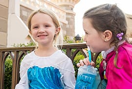 It's Time for a Late-Night Snack at Magic Kingdom Park!