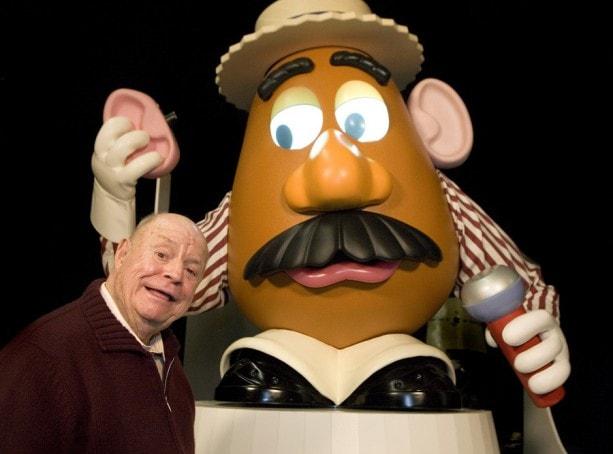 Don Rickles, Mr Potato Head