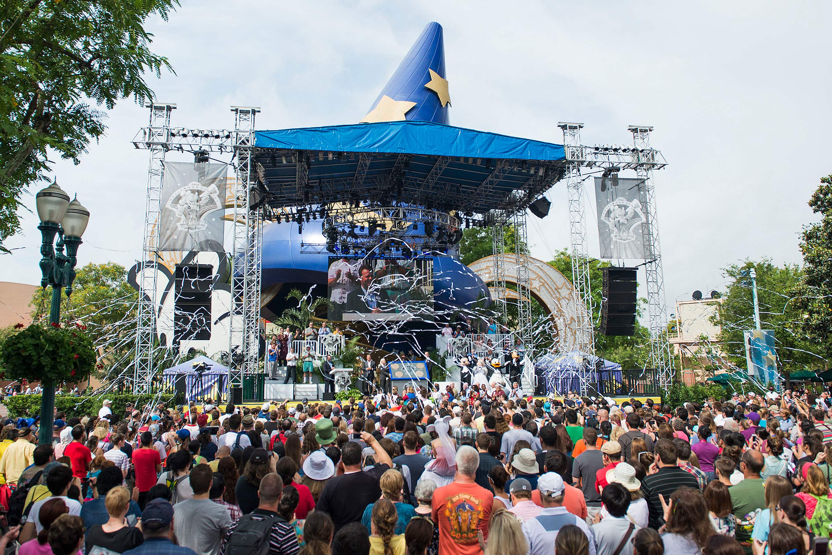 Disney's Hollywood Studios Marks 25 Years