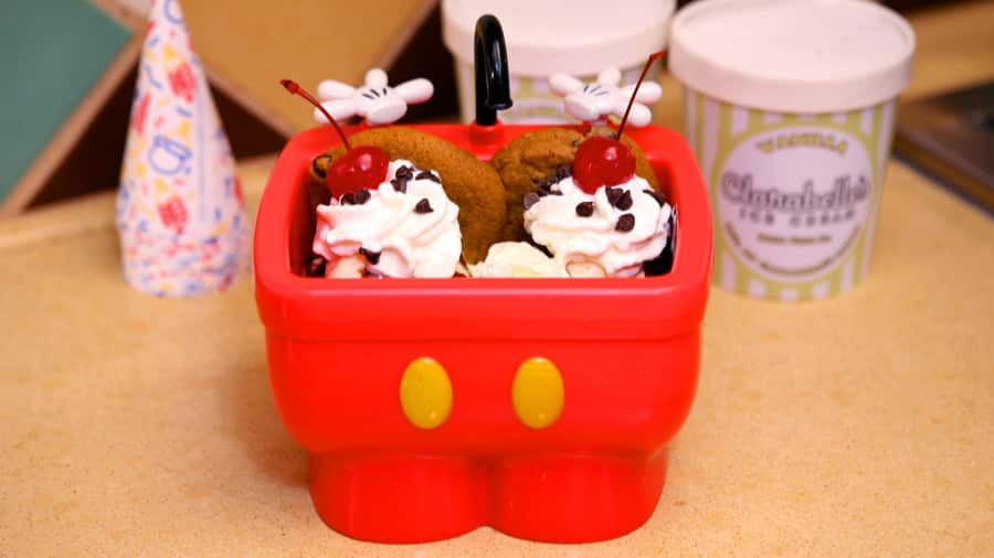 Shareable Kitchen Sink Sundae Now on More Menus at Walt Disney World ...