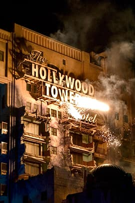 A Look Back: Grand Opening of The Twilight Zone Tower of Terror at Disney California Adventure Park