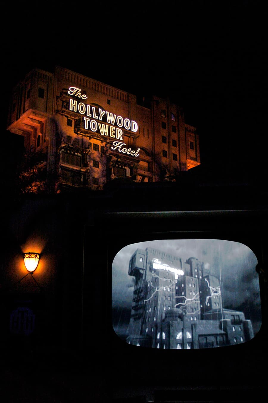 A Look Back Grand Opening Of The Twilight Zone Tower Of Terror At Disney California Adventure Park Disney Parks Blog