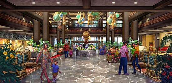 Disney's Polynesian Resort To Open Club Disney in June, Trader Sam's in 2015