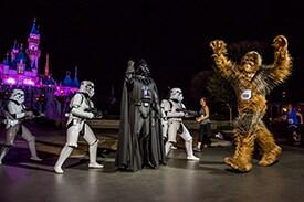 runDisney Joins the Force for Star Wars Half Marathon Weekend at Disneyland Resort