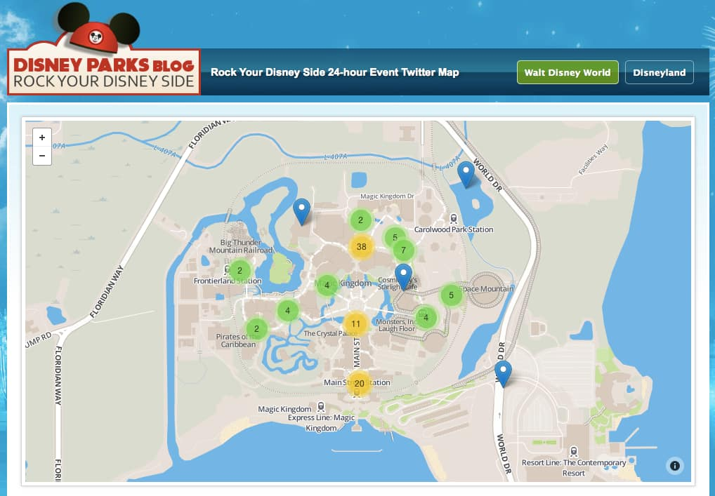 Disneyside Map Are You A Hero Or Villain To Kick Off Summer