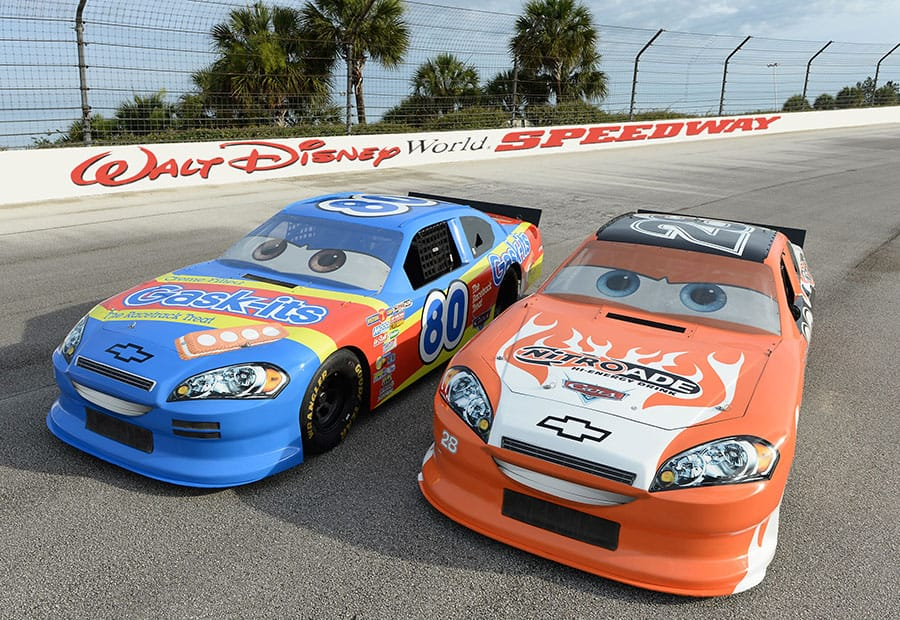 first look new disney pixar custom character cars at walt disney