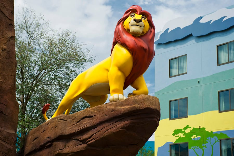 This Week In Disney Parks Photos: 'The Lion King' at Disney Parks