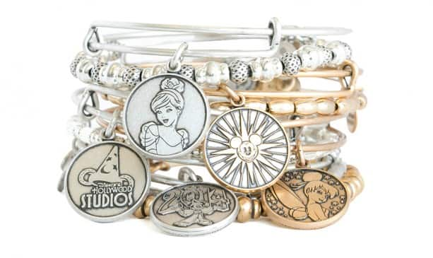 Alex and Ani Add 'Character' to the Disney Parks Collection