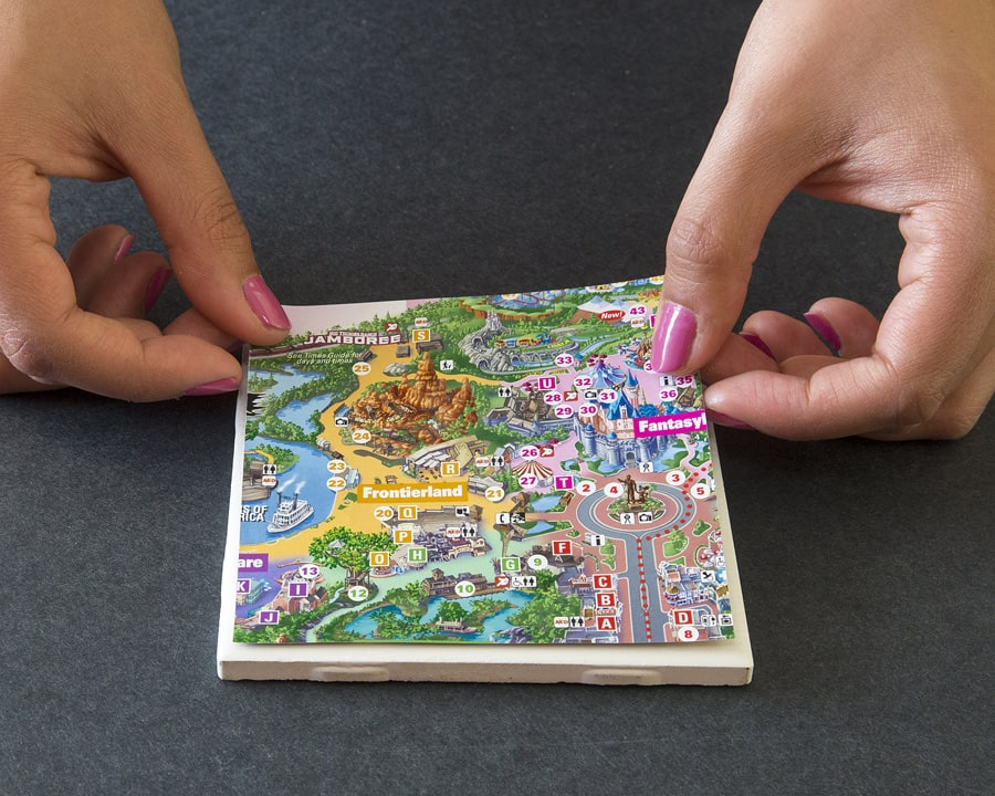 Show Your DIY Disney Side: Disney Parks Guide Map Coasters ... Individual Park Maps Disney World on disney theme park maps, disneyland map, magic kingdom park map, walt disney park map, seaworld park map, disney's mgm studios map, 2014 world's of fun map, epcot park map, simple theme park map, usa park map, animal kingdom map, all-star disney hotel map, with all of cedar fair parks map, six flags new england 2013 map, universal studios park map, new downtown disney map, new carowinds theme park map, islands of adventure park map, best of disney area map, orlando park map,