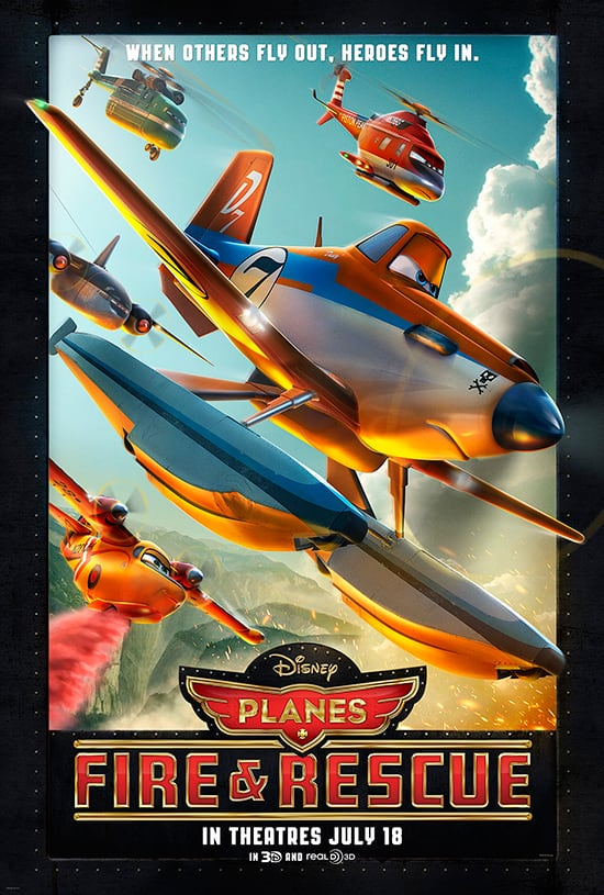 Sign Up for our 'Planes: Fire & Rescue' Disney Parks Blog Meet-Up at the Walt Disney World Resort