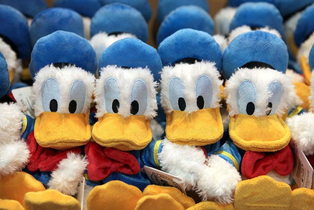 Disney Parks Merchandise: Celebrating 80 Years of Donald Duck
