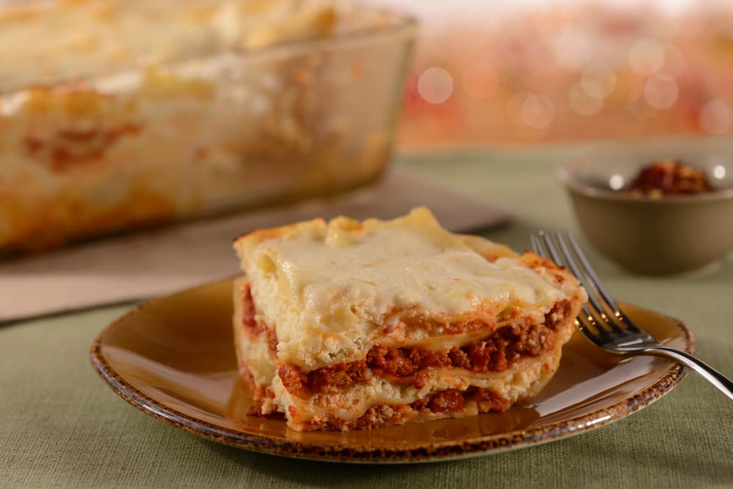 A Perfect Recipe for National Lasagna Day July 29