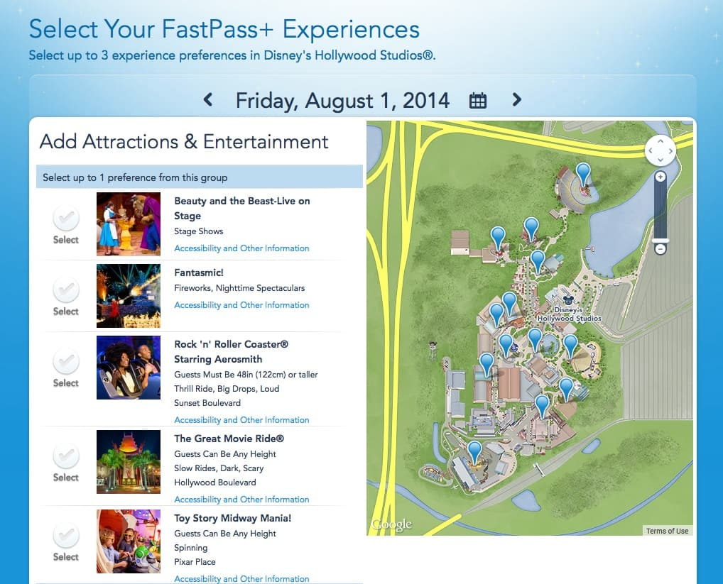 MyMagic+: Personalizing Your Disney Vacation with My Disney Experience