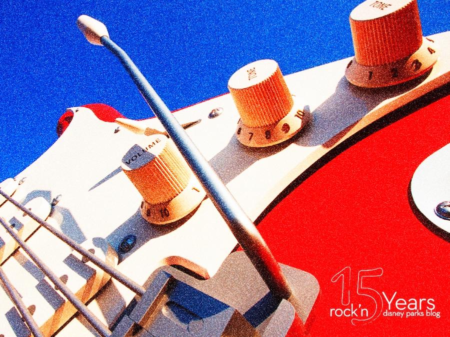 Download a Special Disney Parks Rock 'n' Roller Coaster Wallpaper