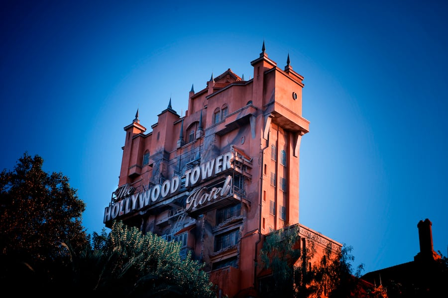 20 Facts For The Twilight Zone Tower Of Terror S 20th Anniversary Disney Parks Blog