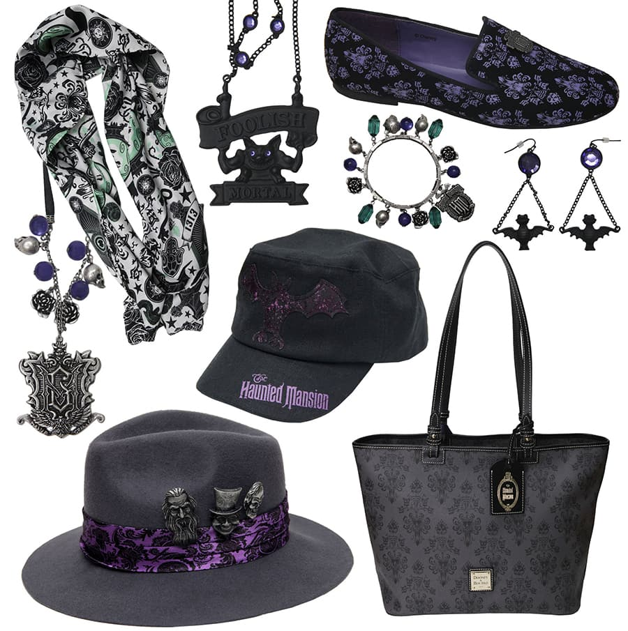 b4afee4c7 First Look at New Haunted Mansion Merchandise Appearing This Fall at ...