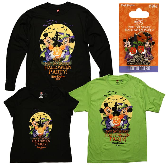 Must Have Merchandise For Mickeys Halloween Party 2020 New Merchandise Coming to Mickey's Not So Scary Halloween Party at