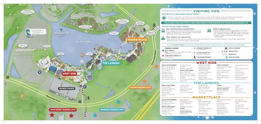 Heading to Downtown Disney at Walt Disney World? Don't ... on disney springs map, lake buena vista map, magic kingdom map, disney monorail map, disneyland map, disney boardwalk map, disney animal kingdom map, disney resort map, seaworld map, california adventure map, epcot map, disney channel map, discovery cove map, disney parks map, typhoon lagoon map, disney quest map, anaheim map, disney world map, orlando map, disney area map,