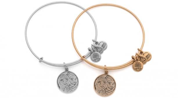 New Alex and Ani Disney Bangles Make Two Seasons Collide at Disney Parks
