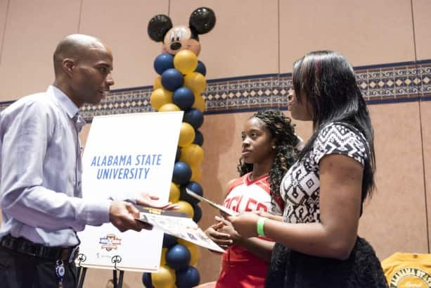 Local Students to Attend College Fair at Disney