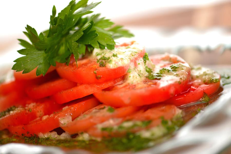 Disney Cruise Line Summer Recipe: Tomato Salad