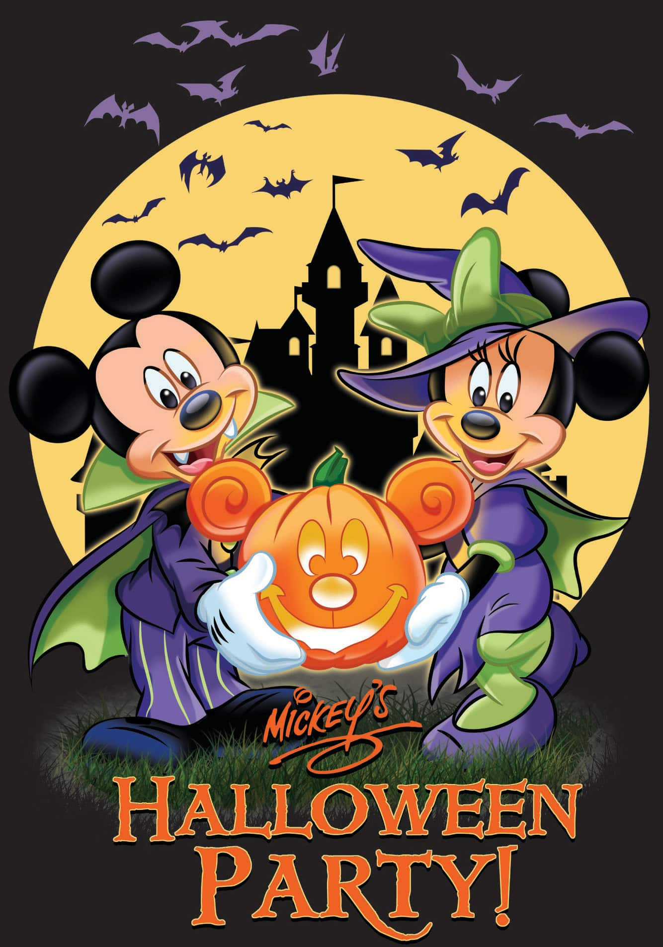 new mickey's halloween party merchandise coming to the disneyland