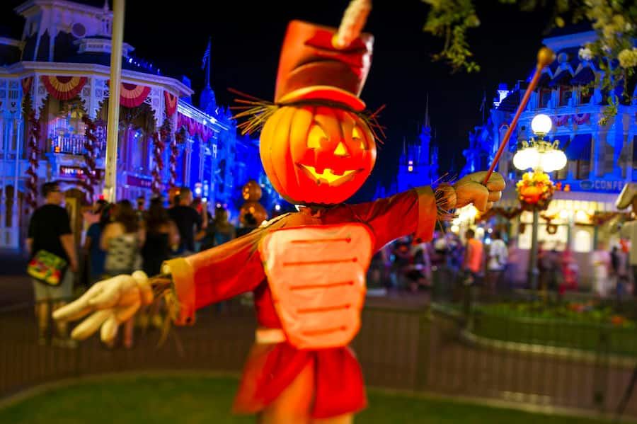 10 Things To Love About Fall at Walt Disney World Resort