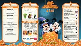 Mickey's Not-So-Scary Halloween Party at Walt Disney World Resort
