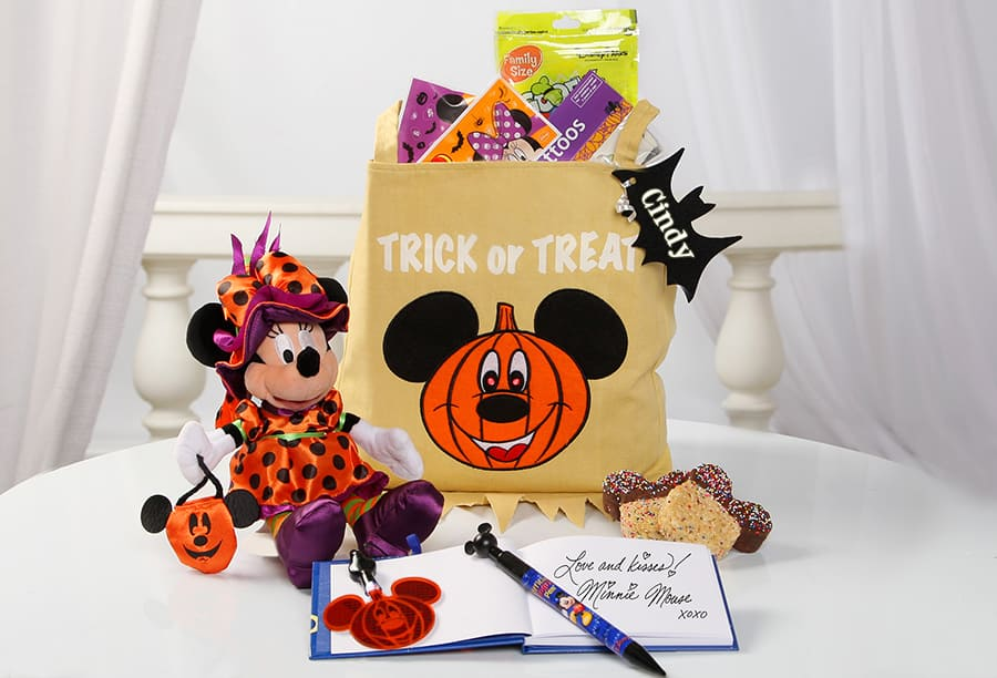 Minnie Not So Scary Treat Bag