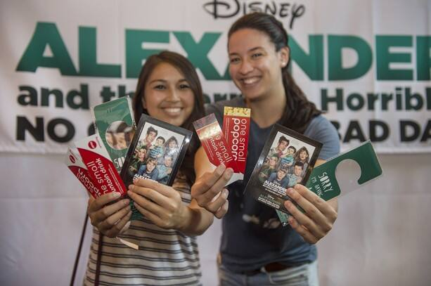Guests Have a Blast at 'Alexander and the Terrible, Horrible, No Good, Very Bad Day' Meet-Up at Walt Disney World Resort
