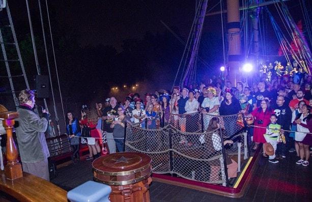 Halloween Meet-up (Paul Hiffmeyer/Disneyland Resort)