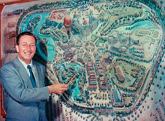 Building the Dream: The Making of Disneyland Park