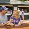 Brews and Bites at the Hops & Barley Marketplace at the Epcot International Food & Wine Festival at Walt Disney World Resort